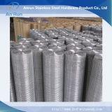 Rete metallica del foro quadrato dell'acciaio inossidabile