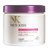Nk Professional Hair Perms с Natural Plants Ionic Hair Straightening Cream