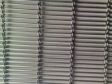 Decorativa de acero inoxidable malla de alambre para cortina