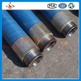 le fil d'acier de 6sp 76mm s'est développé en spirales boyau en caoutchouc de forage