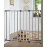 Portée de sécurité rétractable pour porte de barrière réglable pour bébé