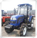 75HP 4WD de Tractor van China voor Verkoop