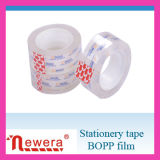 BOPP adhésif double bande d'emballage en papier imprimé Core