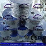 (KLP220) 탄소 섬유 구석을%s 가진 흑연 패킹