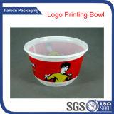 Firmenzeichen-Drucken-Wegwerfplastikverpacken- der Lebensmittelfilterglocke