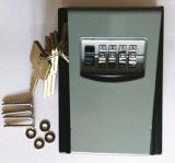 Caja fuerte con llave, cerradura de combinación, de 4 Dígitos cuadro titular Key, Al-280