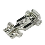 F1 Car Racing Car Shape USB Flash Disk Metal USB Pendrive