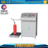 Máquina de enchimento automática cheia do pó do extintor de incêndio do fabricante de China