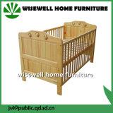 赤ん坊部屋の家具のためのマツ木幼児折畳み式ベッド