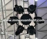 Круга ферменной конструкции этапа ферменная конструкция алюминиевого Moving головная светлая автоматическая вращаясь