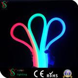 230/110/24V het LEIDENE Dubbele Flexibele Neonlicht van het Gezicht
