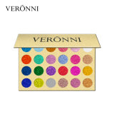 Caldo-Vendendo i colori dell'estetica 24 di Veronni impermeabilizzare l'ombretto di scintillio