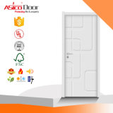 Porte en bois intérieure, portes en bois de fournisseur de la Chine