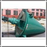 Tipo de tornillo cónico vertical de polvo seco Blender Máquina