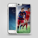 Transparent Printing Anti Gravity Phone Case pour Samsung pour iPhone