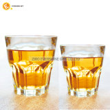 Contenitore di regalo di vetro della tazza del whisky di cristallo del ricordo