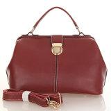 Saco de ombro genuíno da forma das mulheres dos sacos de couro da bolsa do desenhador