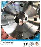 Resbalón del acero inoxidable de Soh de la compensación de B2220 JIS 5K en el borde