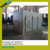 Máquina industrial do secador do alimento de peixes da circulação do aço inoxidável