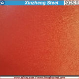 La couleur de Dx51d a enduit la bobine en acier galvanisée enduite d'une première couche de peinture de Z90