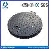 Крышка люка -лаза стеклоткани изготовления BMC C/O D600mm Китая