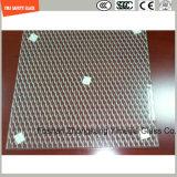 a cópia do Silkscreen de 3-19mm/gravura em àgua forte ácida/gearam/plano do teste padrão/dobraram Tempered/endurecido Anti-Deslizando o vidro para a porta/porta do indicador/chuveiro com certificado de SGCC/Ce&CCC&ISO