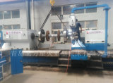 Grande tornio resistente per il giro del diametro da 8000 millimetri un cilindro di 40 T (CG61160)