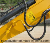 Землечерпалка дешевого Crawler машинного оборудования конструкции гидровлическая с 0.5cbm Bucekt
