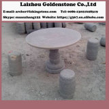 China Natural Basalt Stone Tile Garden Set on Promotion