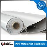 Membrana de impermeabilización del PVC/membrana impermeable de la azotea sencilla