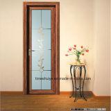 Прикрепленная на петлях дверь туалета двери ванной комнаты двери ливня двери качания двери