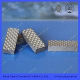 超硬合金は炭化タングステンのグリッパーの挿入を分ける