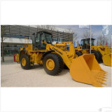 猫エンジンを搭載するShangong Zl50f販売のための5トンの車輪のローダー