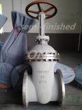 GB valvola a saracinesca standard del acciaio al carbonio o di acciaio inossidabile con la flangia