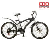 Bicicleta eléctrica de la serie de la batería de litio y de la bici de montaña