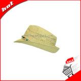 Primavera Verão Menino Feito Chapéu de Sol Chapéu de palha para crianças feito na China