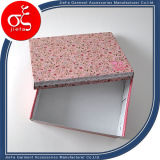 Caixa de embalagem de papel feita sob encomenda do projeto novo para presentes