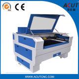 アクリルの木製の革MDFのためのCNCレーザーの切断の彫版機械