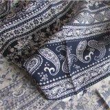 Prodotto stampato intessuto pianura del rayon per i pigiami del Mens