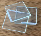 5mm Extra Clear Ácido Etched Float Glass / Francês Embossing / Beautiful Glass / Decorative Glass