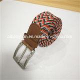 Amende cordes en polyester tressés ceinture élastique, forte de la courroie élastique