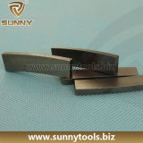 700mm/800mm/900mm 화강암 다이아몬드 돌 절단 세그먼트 (SN-18)