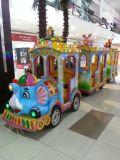 Поезд слона Trackless, поезд парка атракционов Trackless (BJ-ET31)