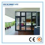 Roomeye heißer Verkaufs-neuer Entwurfs-Aluminiumflügelfenster-Fenster/Aluminiumfenster