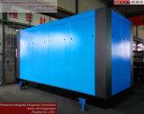 Compresor de aire rotatorio del tornillo del deber grande del uso de la fábrica de la metalurgia