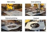 Machine de polonais automatique de granit pour la cuisine Worktop