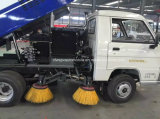 Straatveger 25000 van de Stoep van 2.5 M3 de MiniPrijs van de Vrachtwagen van de Weg Littles Vegende