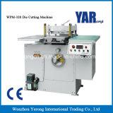 Preço-fábrica Wpm-320 Die-Cutting filme a máquina com marcação CE