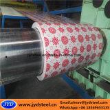 Напечатанная катушка конструкции PPGI/PPGL стальная