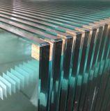 Sauna Doorのための岩が多いBrand 8mm Transparent Toughened Glass